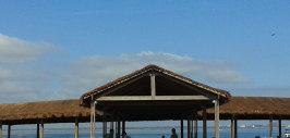 Reforma de trapiche da Ilha do Mel traz mais conforto para moradores e turistas