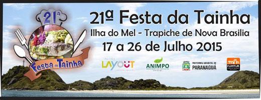 21ª Festa da Tainha na Ilha do Mel